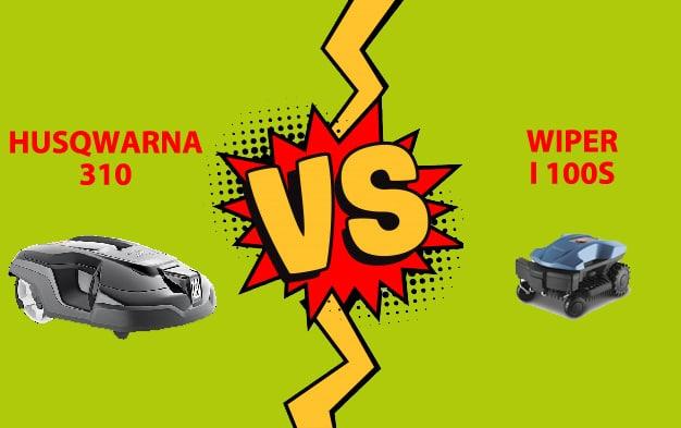Husqwarna 310 vs Wiper I 100S