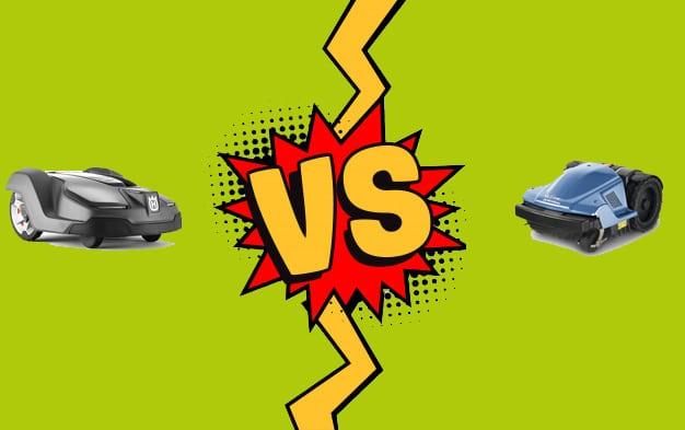 Husqwarna 430X vs Wiper KS