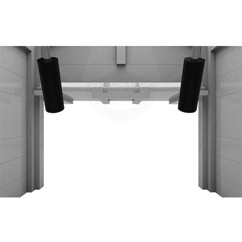 Robotniiduki garaaž uks